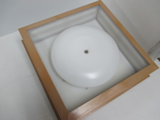 【お買得!】★タキズミ/TAKIZUMI★和風LEDペンダントライト TVR85008 6畳 '14年製 照明器具_画像3