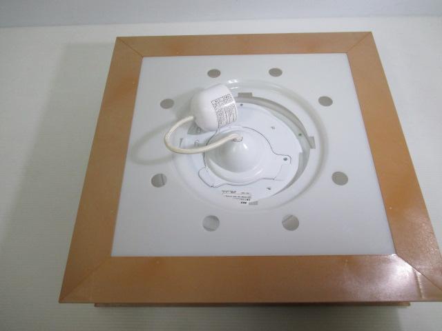 【お買得!】★タキズミ/TAKIZUMI★和風LEDペンダントライト TVR85008 6畳 '14年製 照明器具_画像4