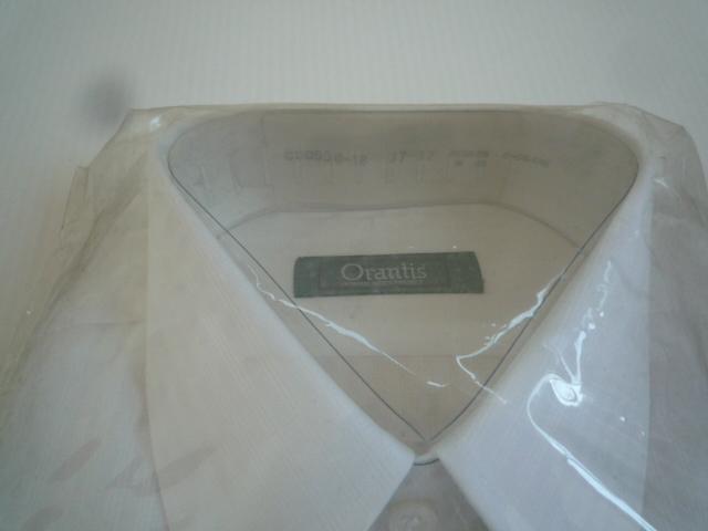 【お得!!】◆ワイシャツ2点セット◆ orantis LEONORE 37-82 長袖 セット品 メンズ_画像6