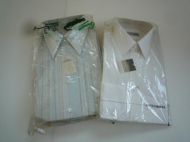 【お得!!】◆ワイシャツ2点セット◆ orantis LEONORE 37-82 長袖 セット品 メンズ_画像1