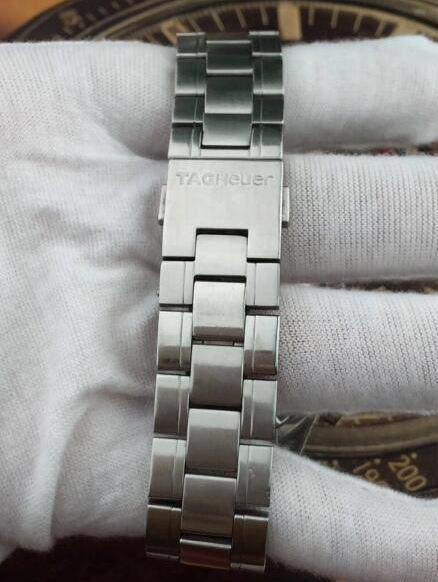 中古品 タグホイヤー カレラ タキメータークロノ CV2010.BA0794 メンズ 腕時計 自動巻_画像4