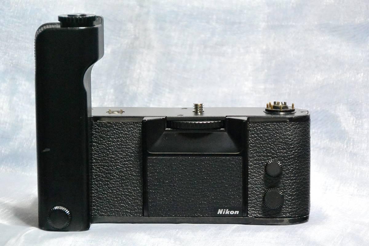 ニコン Nikon F3 ジャンク+実用モードラ MD-4_画像8