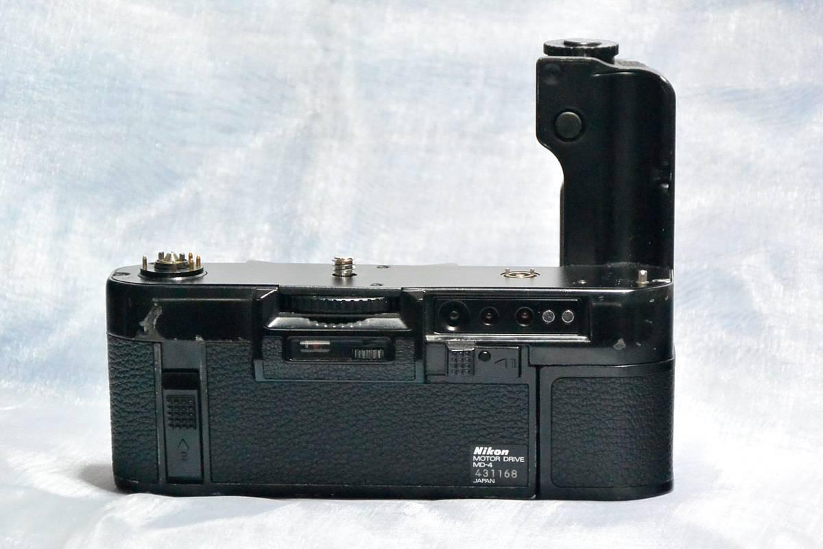 ニコン Nikon F3 ジャンク+実用モードラ MD-4_画像9