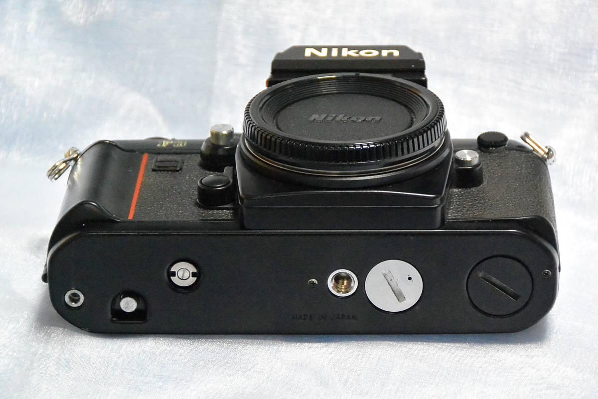 ニコン Nikon F3 ジャンク+実用モードラ MD-4_画像5