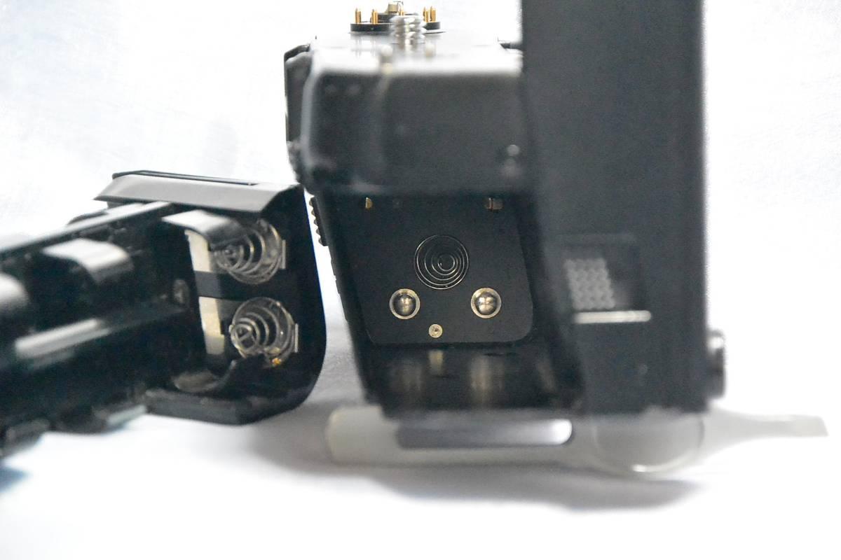 ニコン Nikon F3 ジャンク+実用モードラ MD-4_画像10