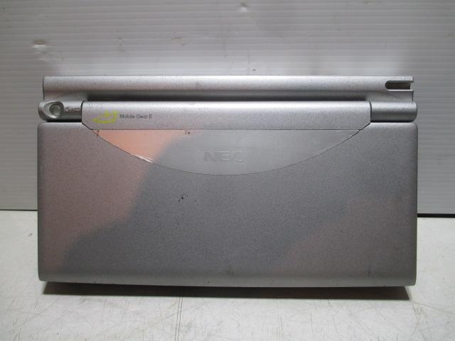 ◆ジャンク◆中古現状売 NEC MobileGearⅡ/モバイルギア2 モデル:MC-R500 未確認 電源コード欠品_画像4