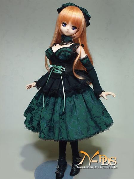 ◆DDdy・ドルフィードリームダイナマイト(普通胸・寄せ胸)サイズお洋服セット◆【 N-DDS 】_画像3