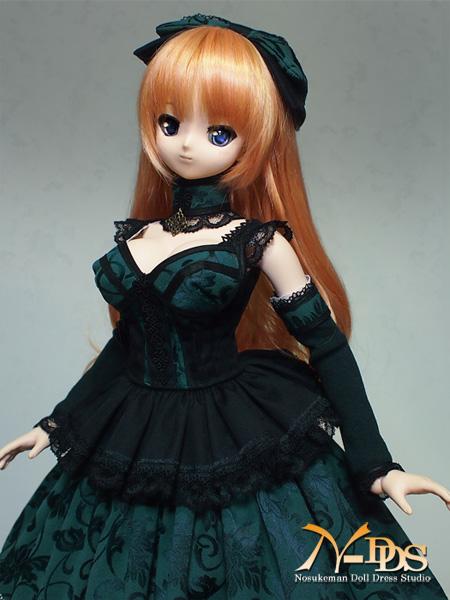 ◆DDdy・ドルフィードリームダイナマイト(普通胸・寄せ胸)サイズお洋服セット◆【 N-DDS 】_画像6