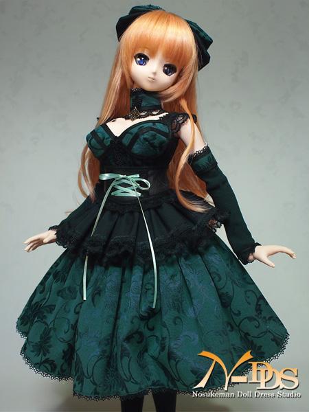 ◆DDdy・ドルフィードリームダイナマイト(普通胸・寄せ胸)サイズお洋服セット◆【 N-DDS 】_画像5
