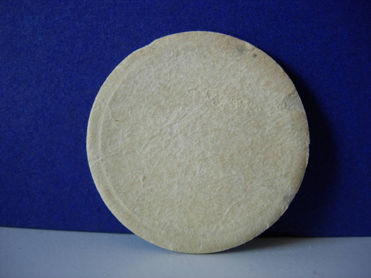 牛乳キャップ 雪印牛乳 名古屋工場 使用品_画像2