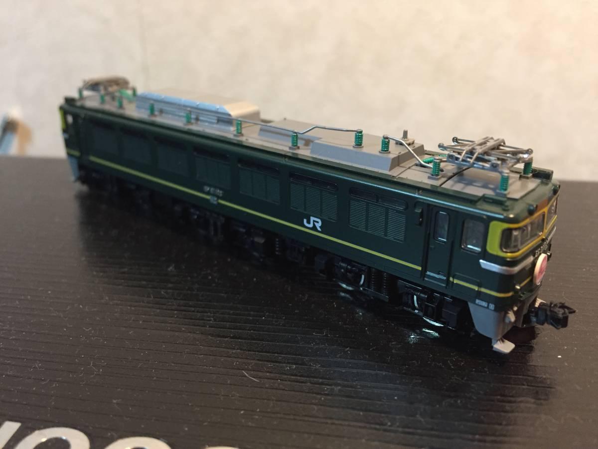 EF81 トワイライトエクスプレス色 TOMIX