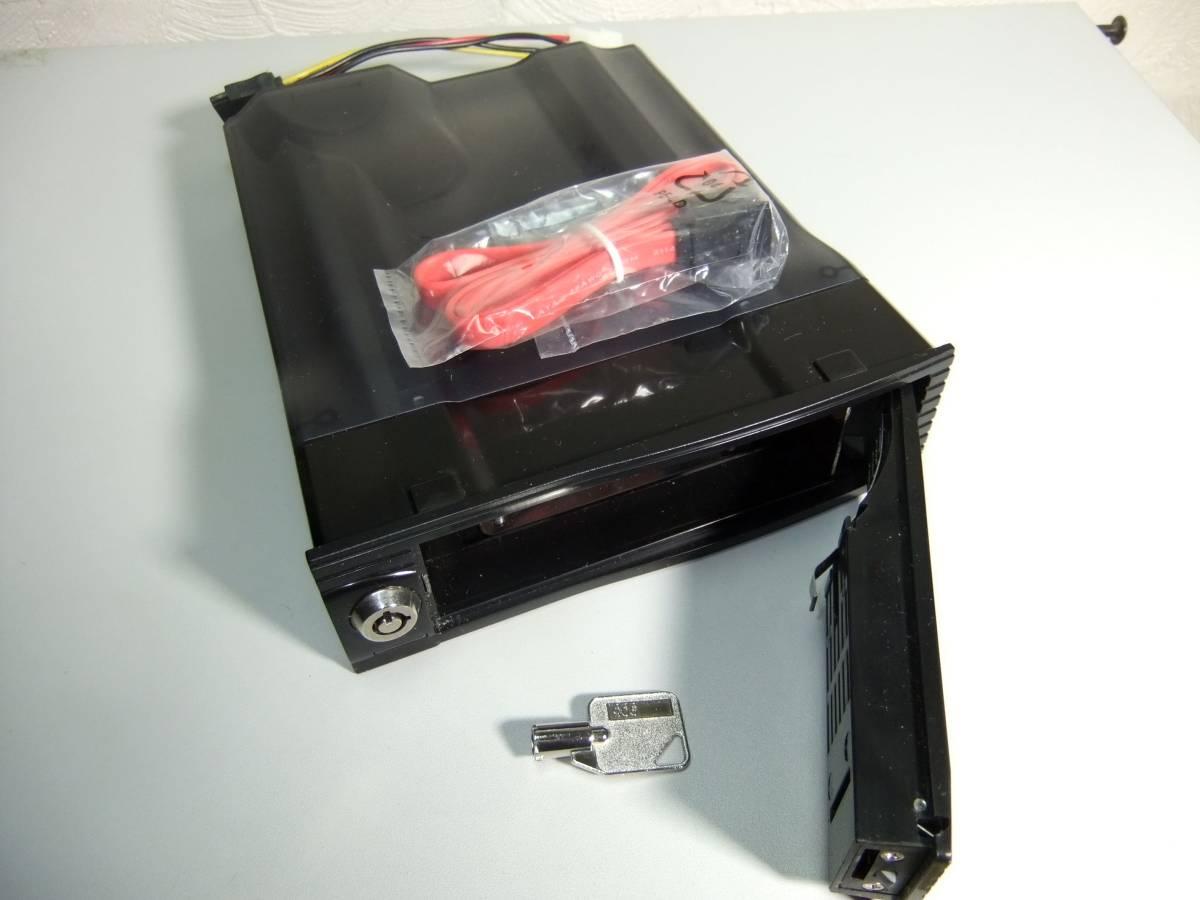 【初売り】玄人志向 HDDリムーバブルケース!SATA用(カーボンブラック) GC3.5EZ-SFCB】01