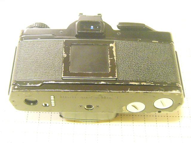 OLYMPUS オリンパス OM-4 Ti ブラックモデル (動作・美品) チタンモデル/ジャンク扱い_画像3