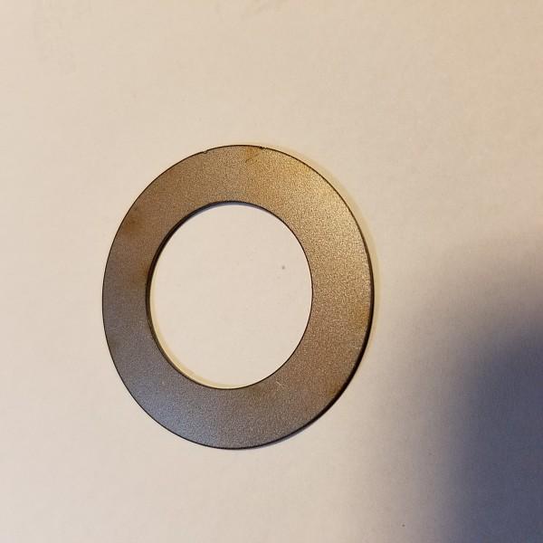 バケット廻り 隙間調整シム ピン径40ミリ用 厚み1ミリ 1枚 キャタピラ 日立 コベルコ 石川島 クボタ ユンボ 重機 建機   _画像3