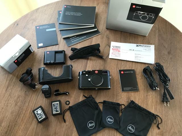 【保証残あり】 Leica M Typ 240 超豪華セット ! M240 M ボディ M10 M9 M8
