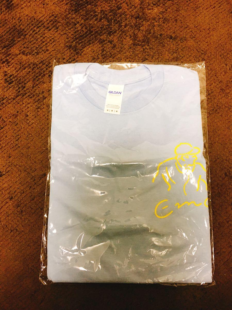 新品 EMC enjoy music club enjoymusicclub エンジョイミュージッククラブ Tシャツ Mサイズ サックス