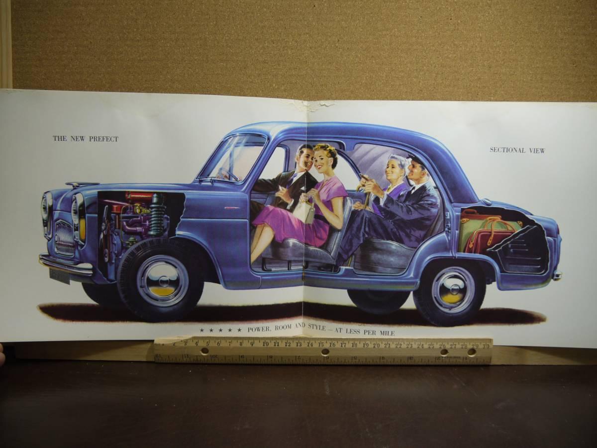 ≪旧車カタログ≫01664 FORD Anglia & Prefest_画像3