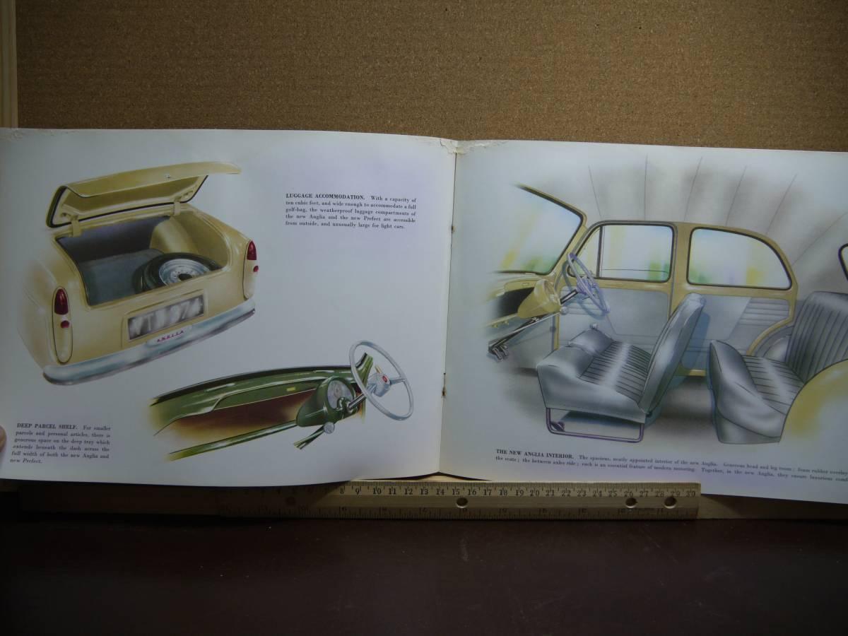 ≪旧車カタログ≫01664 FORD Anglia & Prefest_画像4