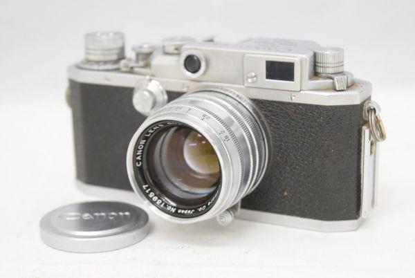 ☆Canon キャノン Canon ⅣSb改 (4Sb改型) / 50mm 1:1.8 / 1784C