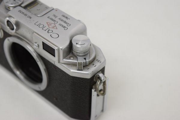 ☆Canon キャノン Canon ⅣSb改 (4Sb改型) / 50mm 1:1.8 / 1784C_画像9