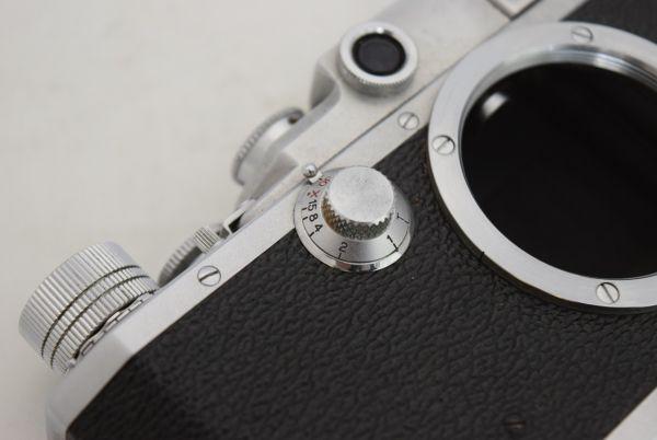 ☆Canon キャノン Canon ⅣSb改 (4Sb改型) / 50mm 1:1.8 / 1784C_画像7
