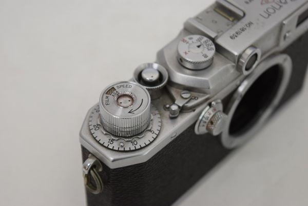 ☆Canon キャノン Canon ⅣSb改 (4Sb改型) / 50mm 1:1.8 / 1784C_画像8