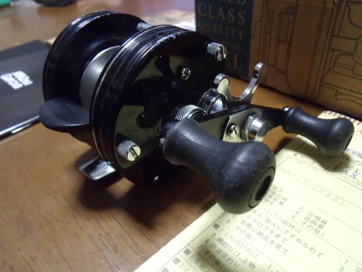 アンバサダー クラシック 4600c アブガルシア abu 付属品完備 本流サクラマスに_画像6