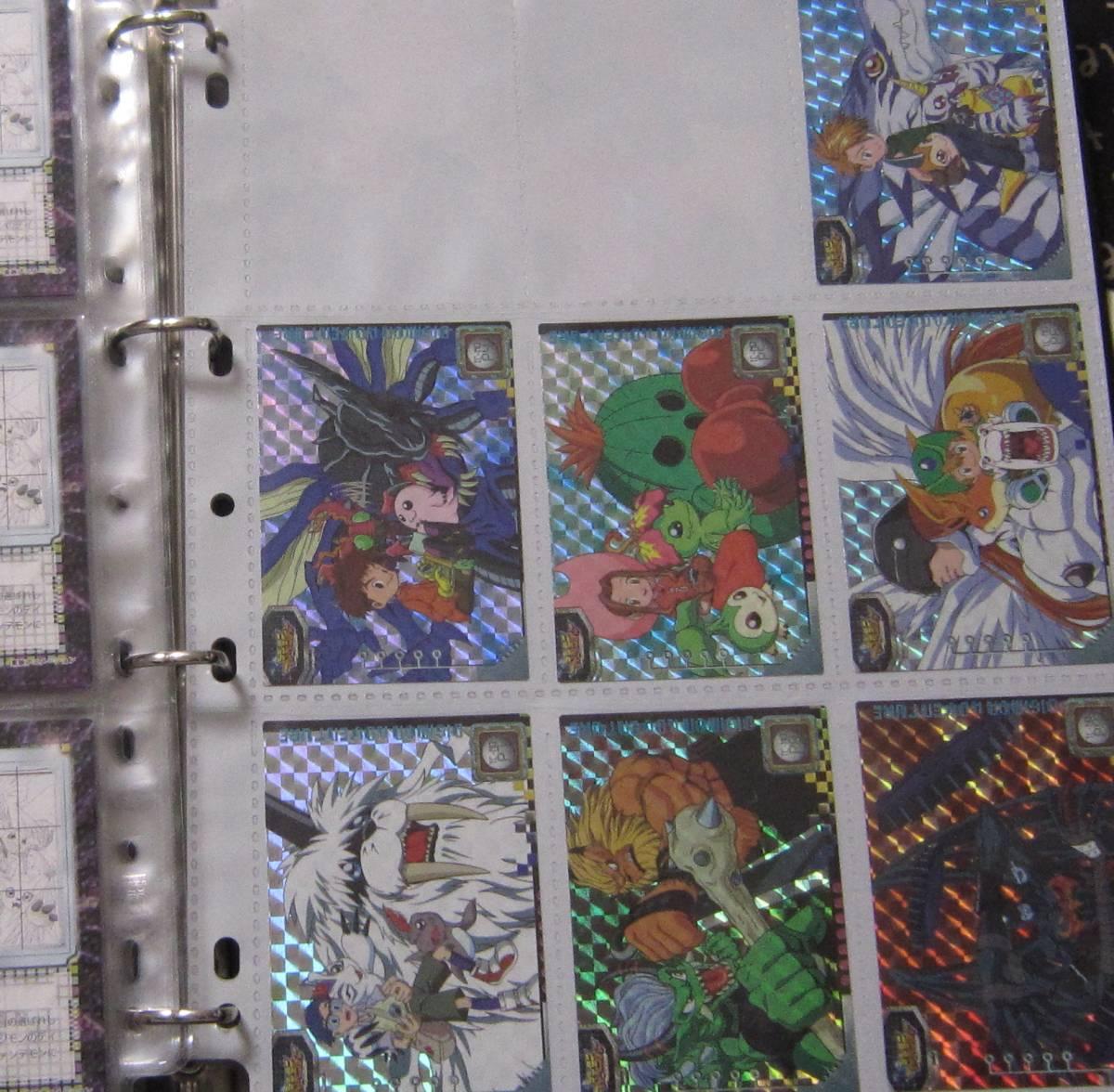 デジモンアドベンチャー 1999 2000 コンプ 多数_画像3