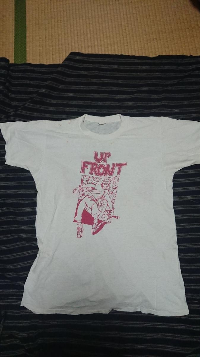 UPFRONT orig old shirt NYHCsxe