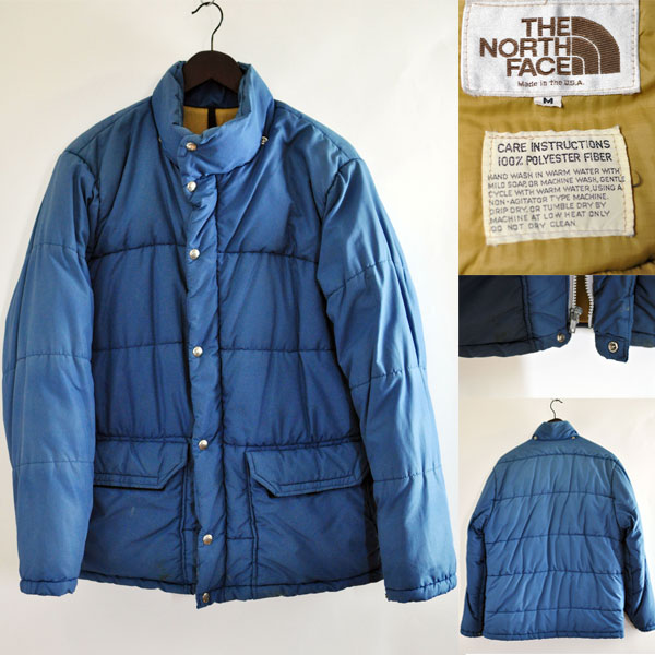 9b3bd745ce last price cut price! name goods 80 s tea tag USA made THE NORTH FACE North