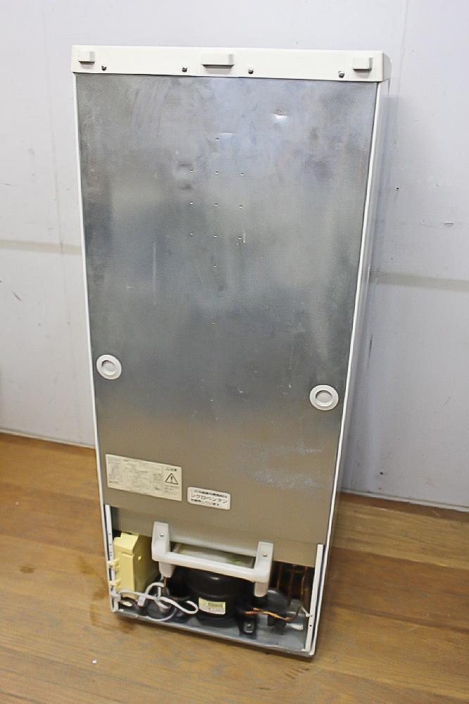 ★ 大人気 無印良品/東芝 M-R14C 137L 2ドア冷蔵庫 棚割れ 08年製 ★_画像3