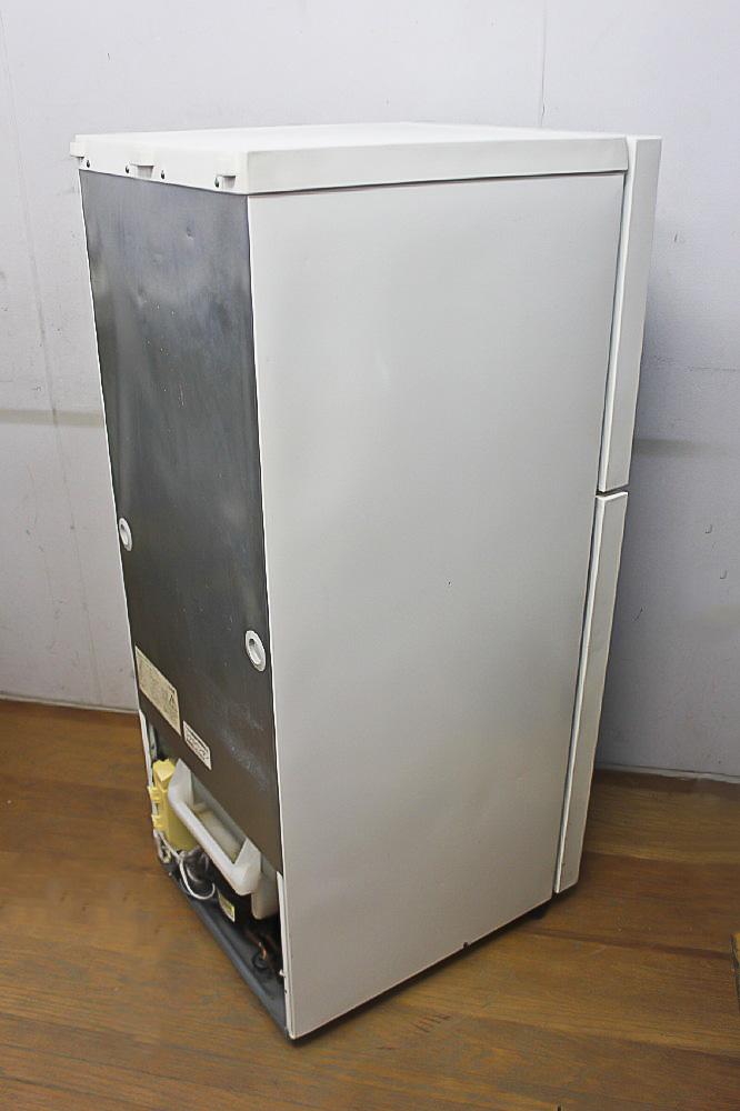 ★ 大人気 無印良品/東芝 M-R14C 137L 2ドア冷蔵庫 棚割れ 08年製 ★_画像4