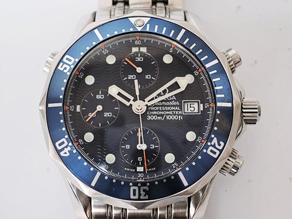 17/45-17 OMEGA オメガ シーマスター 300M プロフェッショナル クロノグラフ 腕時計 メンズ 自動巻