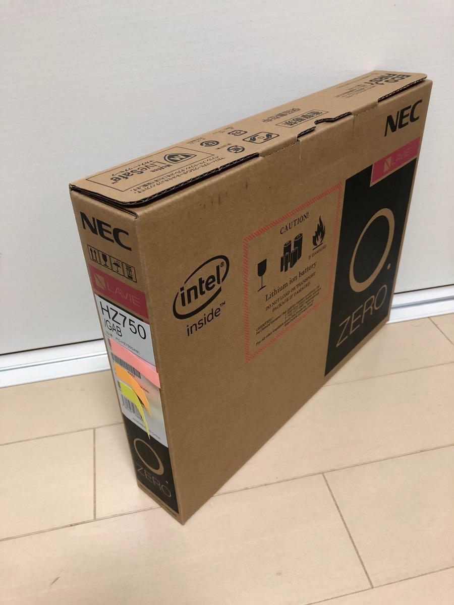 NEC LAVIE HZ750/GAB 新品未開封_画像2