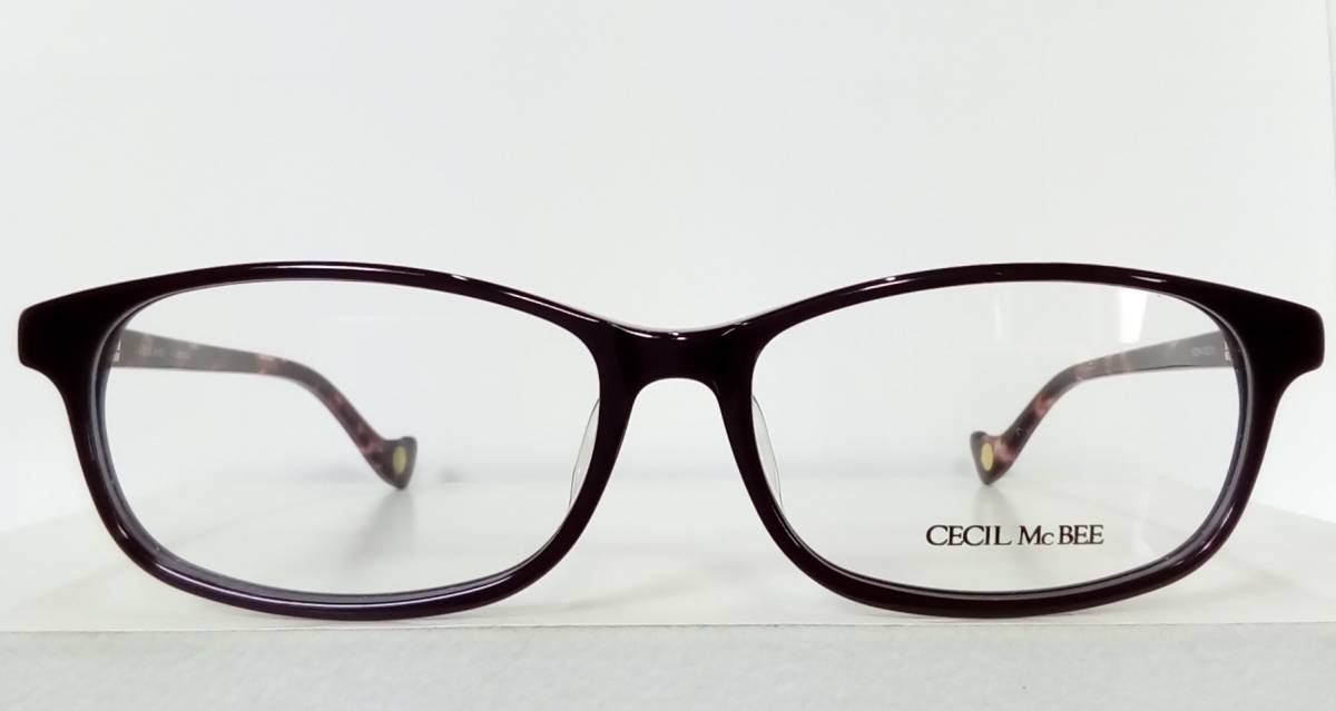 CECIL McBEE セシルマクビー◆メガネフレーム CMF-7044 ◆カラー 3_画像6