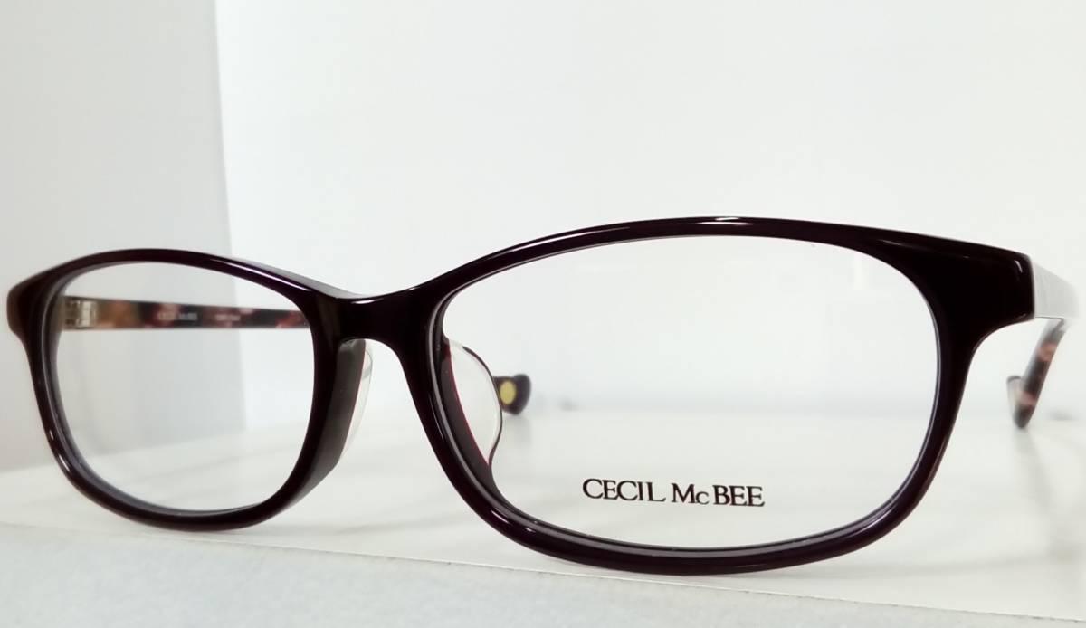 CECIL McBEE セシルマクビー◆メガネフレーム CMF-7044 ◆カラー 3_画像1