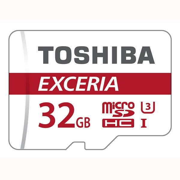送料無料 東芝 マイクロSDカード 32GB HS-I U3 4K対応 90mb/s 超高速 2枚セット
