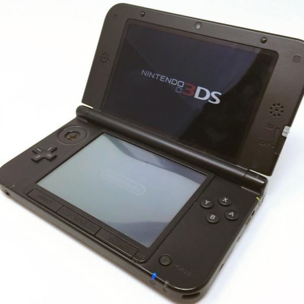 <1円スタート> ニンテンドー 3DS LL ブラック 本体 Nintendo