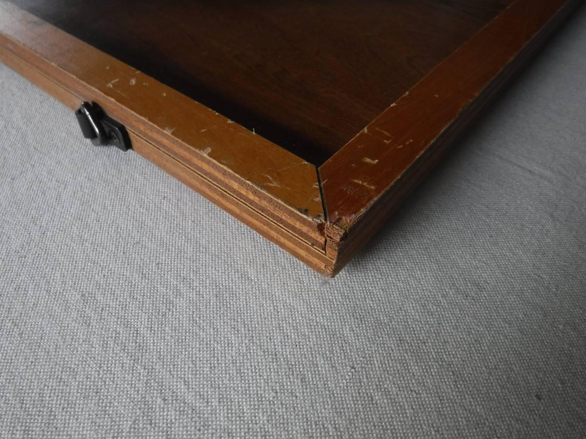 ◆激レア リー 木製看板 ディスプレイ Lee 販促用店舗什器 横幅90cm×高さ33.5cm×厚み1.8cm(素人採寸) 非売品_画像8