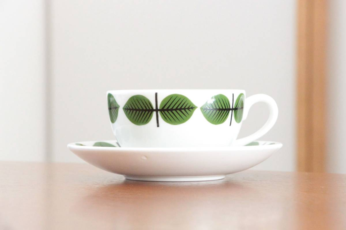 無印良品ボーンチャイナコーヒーカップ&ソーサ&スプーン☆_1