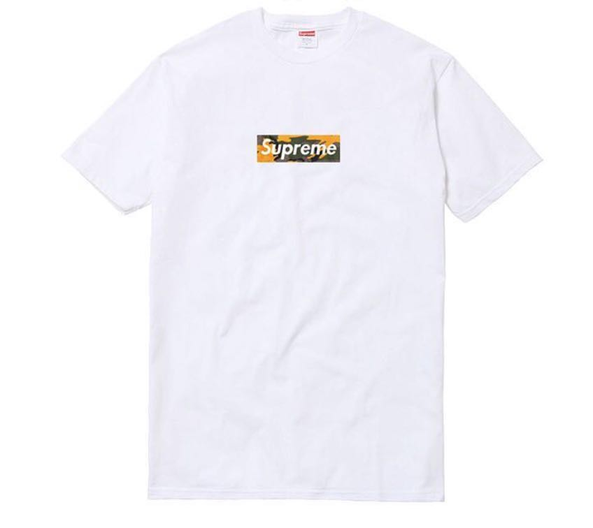 supreme Brooklyn boxlogo tee s size the north Face Louis Vuitton lv