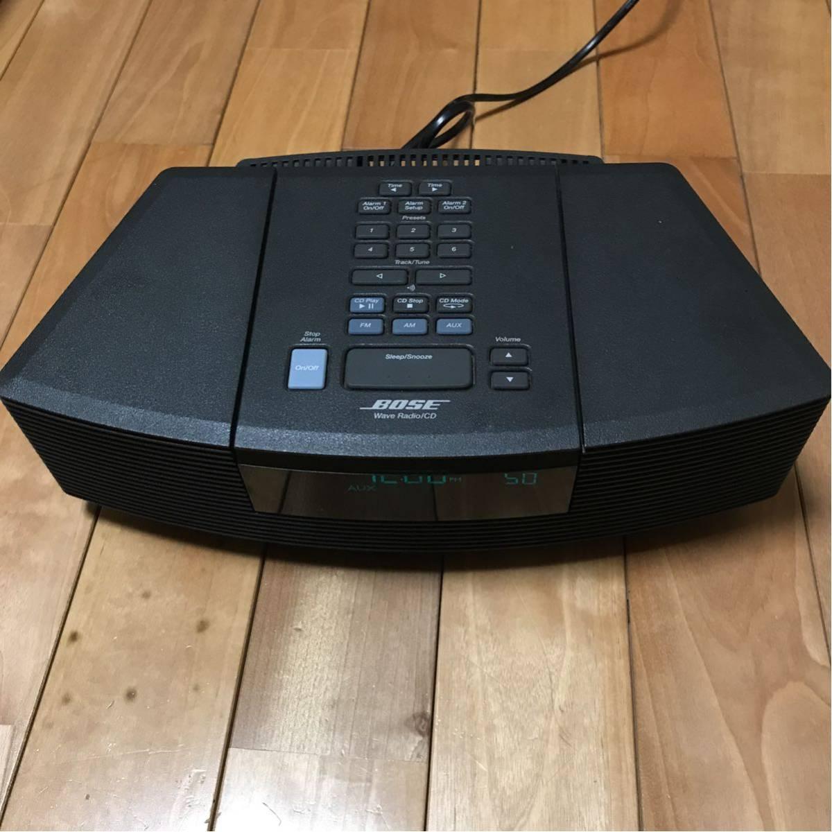 BOSE Wave Radio/CD ジャンク_画像2