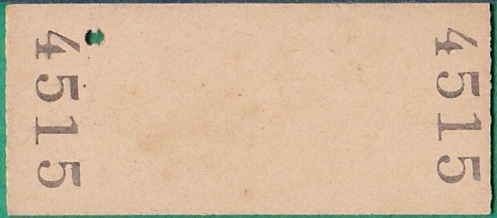 鉄道硬券切符17■袖師から清水ゆき 10円 36-7.18_画像2