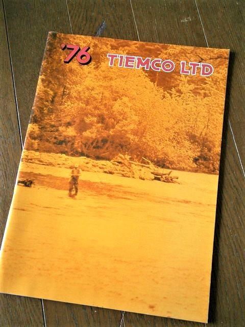 ★処分!ティムコ・1976年版カタログ 新品
