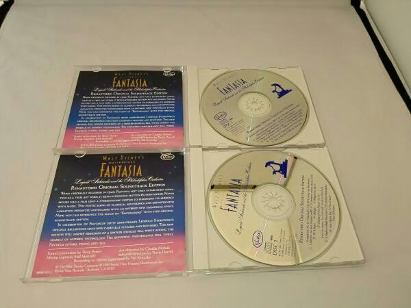 ディズニー WALT DISNEY'S MASTERPIECE FANTASIA LIMITED COMMEMORATIVE EDITION_画像4