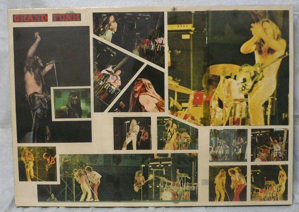 ◆Grand Funk Railroad◆グランド・ファンク・レイルロード◆ポスター◆パネル
