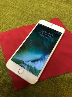 中古★ジャンク★NTTdocomo【iPhone6Plus64GB】ゴールド★アクティベーションロック解除済・利用制限〇