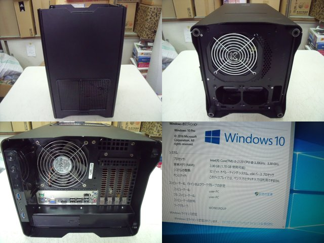 自作 PC本体 Core i3搭載 ジャンク_画像3