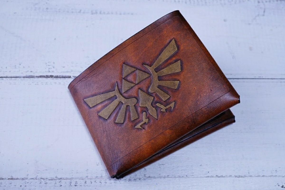 ゼルダの伝説 ファンメイド オリジナル財布