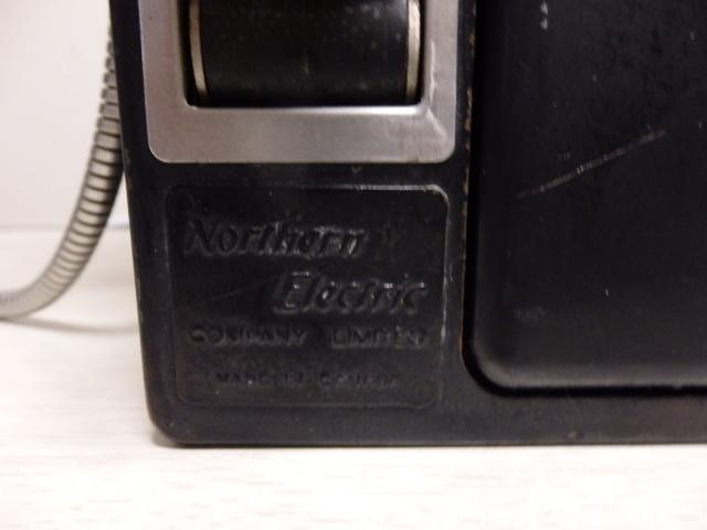 ♪ Northen Electric ノーザンエレクトリック カナダ製 アンティ-ク オブジェ ♪_画像3